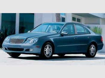 Used 2005 Mercedes Benz E 500 4MATIC Sedan