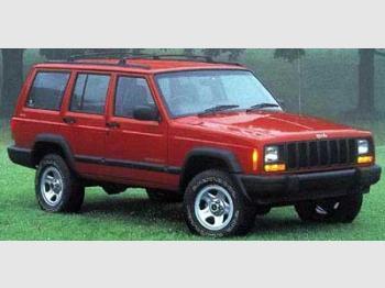 Used 1997 Jeep Cherokee 2WD Sport 4 Door   493730736