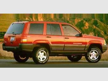 Used 1997 Jeep Grand Cherokee Laredo