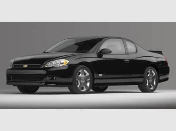 Awesome Used 2006 Chevrolet Monte Carlo SS