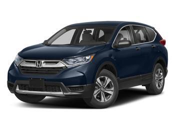 New 2018 Honda CR V AWD EX L