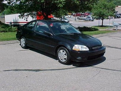 Used 1997 Honda Civic LX Coupe