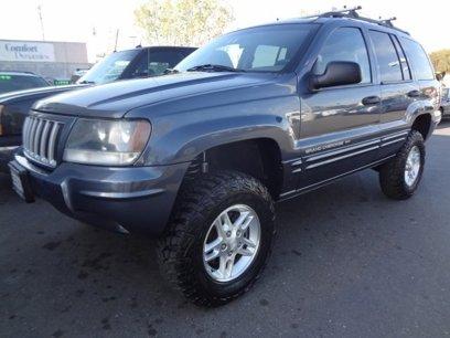 Used 2004 Jeep Grand Cherokee 4WD Laredo
