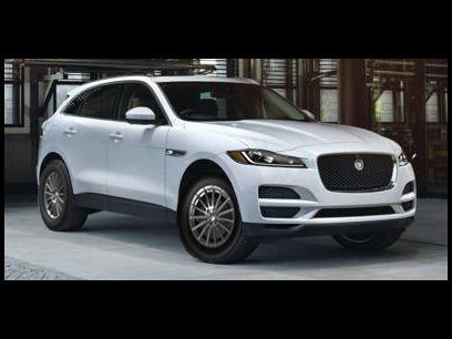 New 2019 Jaguar F PACE S