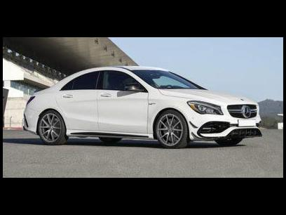 New 2018 Mercedes Benz CLA 45 AMG 4MATIC