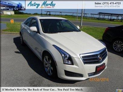 New 2014 Cadillac ATS Luxury - 367986656