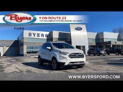 Used 2019 Ford EcoSport FWD Titanium - 569268961