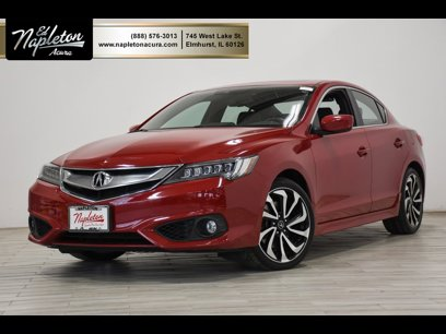 Used 2017 Acura ILX w/ Technology Plus & A-SPEC - 542537167