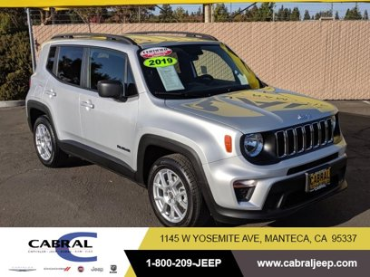 Certified 2019 Jeep Renegade FWD Sport - 533395196