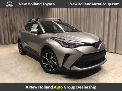 New 2020 Toyota C-HR XLE - 543544023