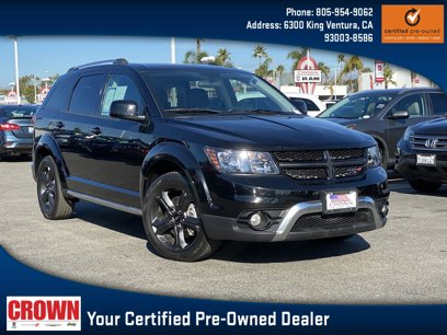 Certified 2018 Dodge Journey AWD Crossroad - 537223008