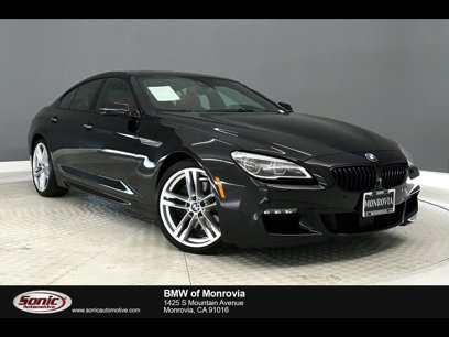 Certified 2017 BMW 650i Gran Coupe - 534249154