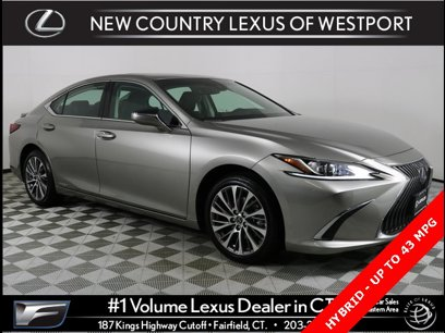 Certified 2019 Lexus ES 300h - 542308204