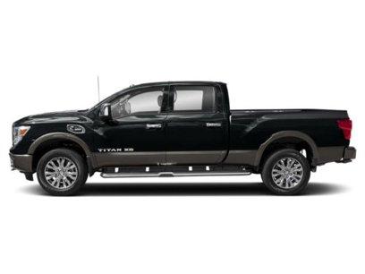 New 2019 Nissan Titan Platinum Reserve - 515634324