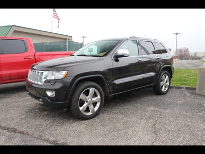 Used 2013 Jeep Grand Cherokee 4WD Overland - 548396637