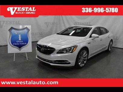 Used 2017 Buick LaCrosse Premium - 543201518