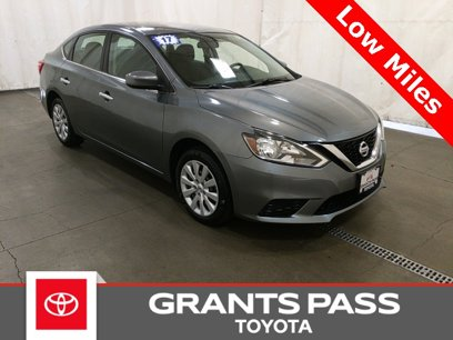 Used 2017 Nissan Sentra S - 565686109