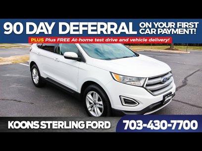 Used 2016 Ford Edge AWD SEL - 545465188