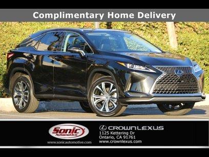 New 2021 Lexus RX 350 FWD w/ Premium Package - 570267043