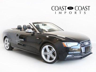 Used 2013 Audi S5 3.0T Premium Plus Cabriolet - 528001317