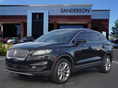 New 2019 Lincoln MKC FWD Select - 511279516