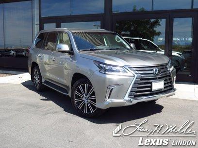 New 2019 Lexus LX 570 4WD - 504174930