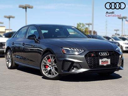 New 2020 Audi S4 Prestige - 544282867
