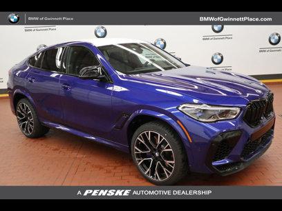 New 2020 BMW X6 M - 549128165