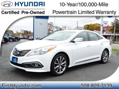 Certified 2016 Hyundai Azera - 528165641