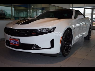 New 2020 Chevrolet Camaro LT Convertible w/ RS Package - 536223720