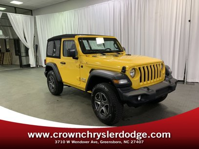 Jeeps For Sale Raleigh Nc >> New Jeep Wrangler For Sale In Raleigh Nc 27601 Autotrader