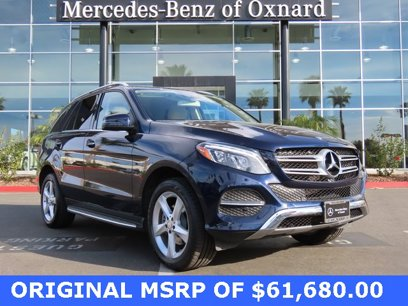 Certified 2017 Mercedes-Benz GLE 350 - 544665818