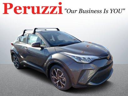 New 2020 Toyota C-HR XLE - 541331607