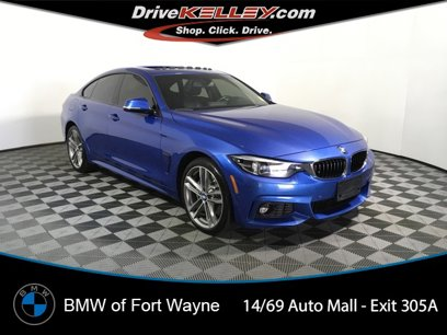 Certified 2018 BMW 430i Gran Coupe xDrive - 563493708