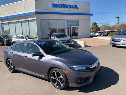 Certified 2017 Honda Civic Touring Sedan - 567469777