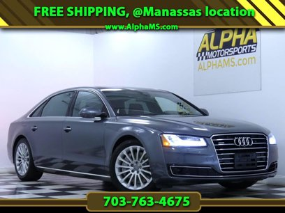 Used 2016 Audi A8 L 3.0T w/ Executive Package - 533086724
