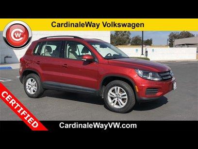 Certified 2016 Volkswagen Tiguan SE - 543411640