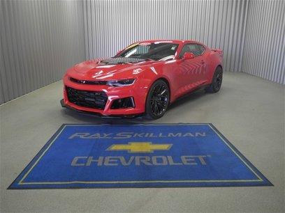 Used 2018 Chevrolet Camaro ZL1 Coupe - 539440006