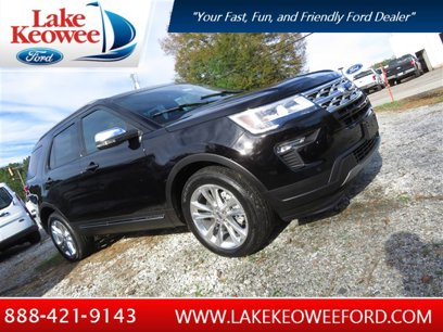 New 2019 Ford Explorer 4WD XLT - 496355566