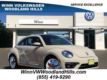 Used 2019 Volkswagen Beetle 2.0T Final Edition SEL - 547782732