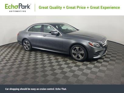 Used 2017 Mercedes-Benz E 300 4MATIC - 567127717