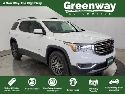 Used 2018 GMC Acadia AWD SLT w/ SLT-1 - 539042389