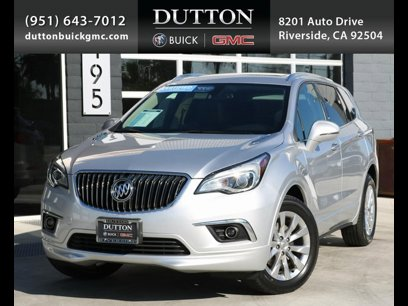 Certified 2018 Buick Envision FWD Essence - 542790039