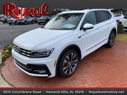 New 2020 Volkswagen Tiguan 4Motion SEL Premium R-Line - 539838849