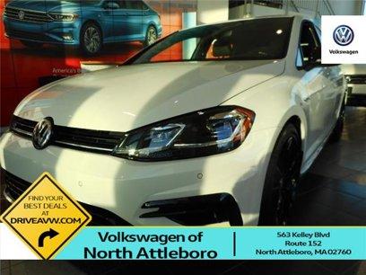 New 2019 Volkswagen Golf R 4-Door - 519151053