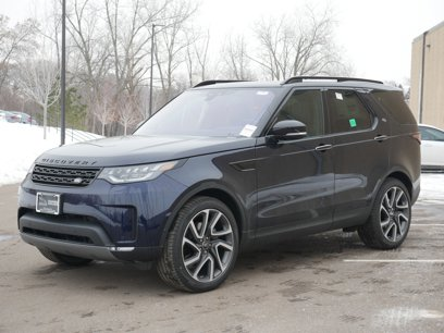New 2020 Land Rover Discovery HSE Luxury - 542111559