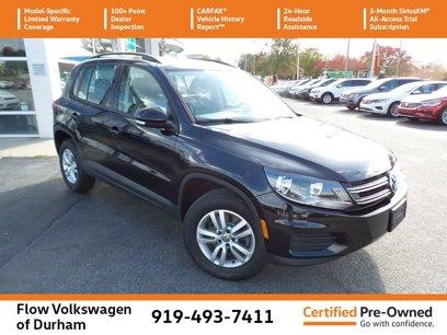 Certified 2017 Volkswagen Tiguan S - 567889604