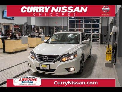 Certified 2017 Nissan Altima 2.5 SR - 543605003