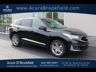New 2020 Acura RDX AWD w/ Advance Package - 527188560