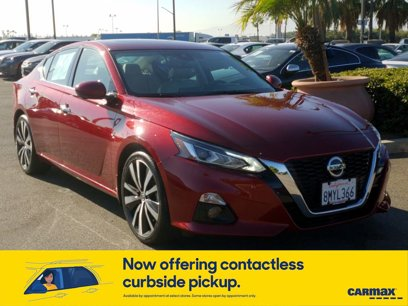 Used 2020 Nissan Altima 2.5 Platinum - 568827348